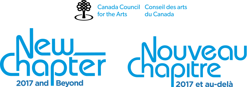 Canada Council New Chapter Grant