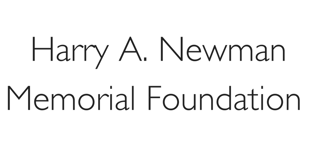 Harry A Newman Memorial Foundation