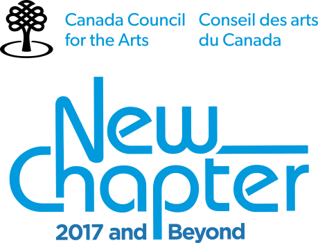 Canada Council New Chapter