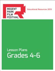 RPFF Lesson Plan 2013 Grades 4-6