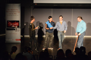2103 Rogers Audience Choice Award - MFotopoulous, RFung & Inspired Souls