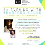 TICKET GIVEAWAY: TSDP Presents: An Evening with Bradford Young