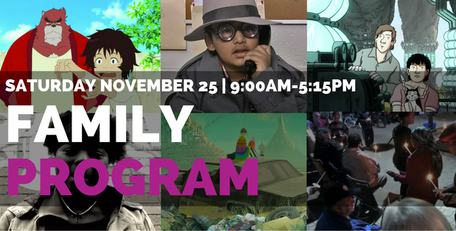 Don't miss #RPFF2016 Family Program This Saturday!