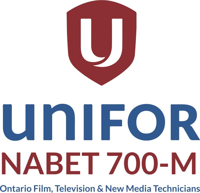 Unifor NABET logo